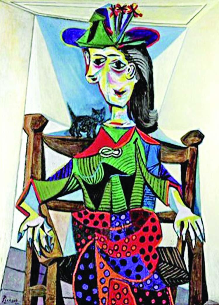 Dora Maar shakes off Picasso's shadow in new Paris show