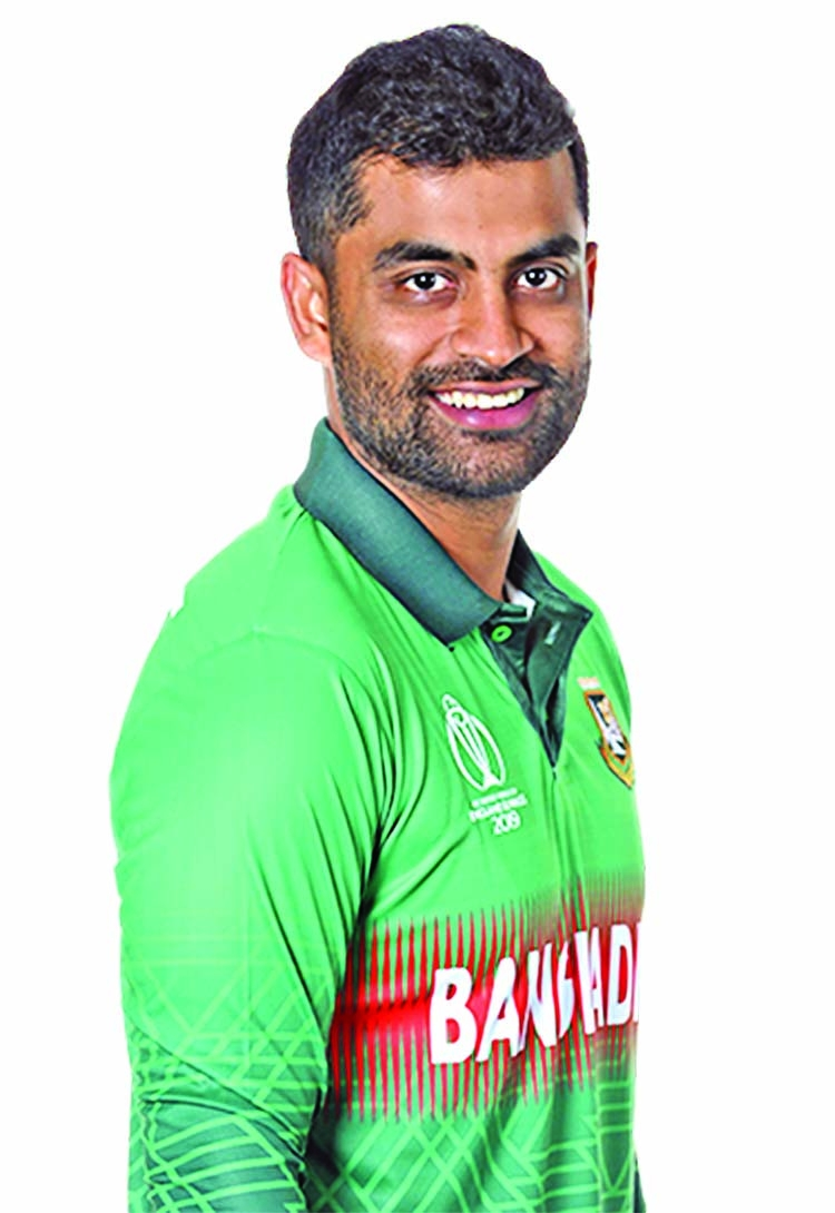 Tamim hopes to not feel burdened by his own expectations