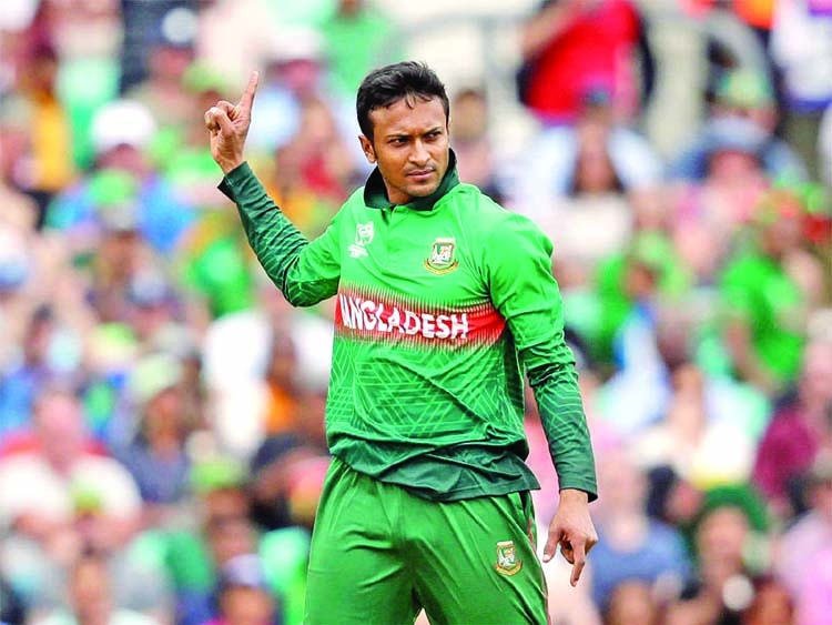 Shakib overcomes injury scare to be available for Tigers