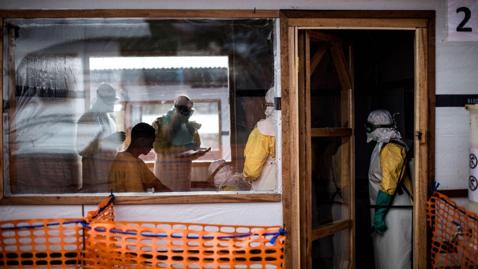 Congo Ebola outbreak spreads to neighbouring Uganda
