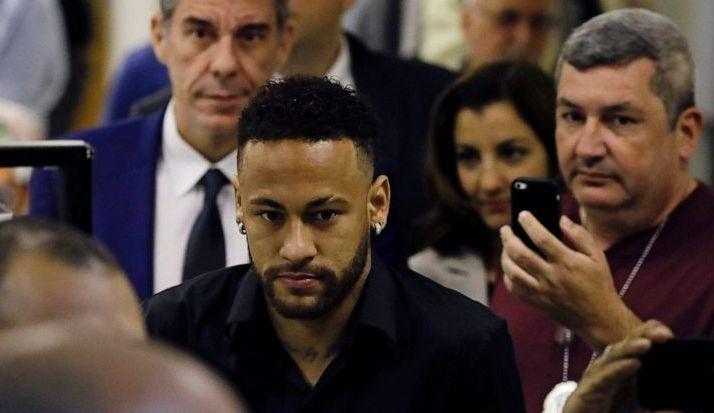 Brazil model accusing Neymar of rape parts with 3rd lawyer
