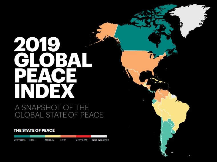 Bangladesh slips 9 notches down in Global Peace Index