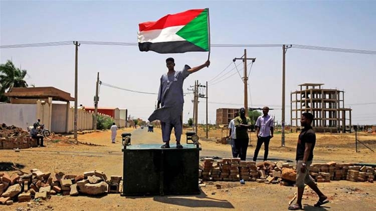 Why the Sudanese people stand 'alone'