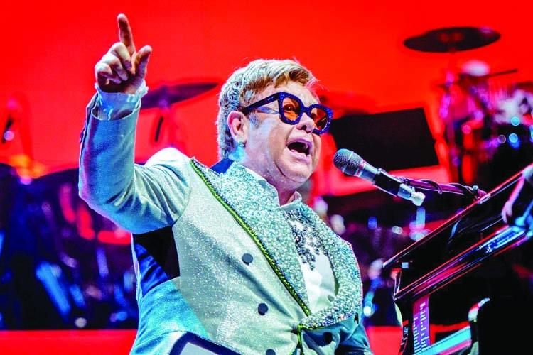 Elton biopic banned in Samoa