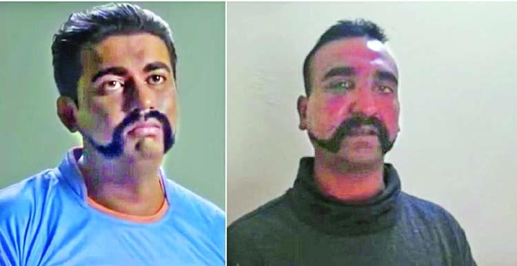 Pakistan ad 'mocking' India pilot ups ante ahead of WC clash