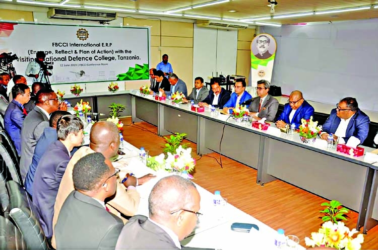 FBCCI to develop trade in African countries