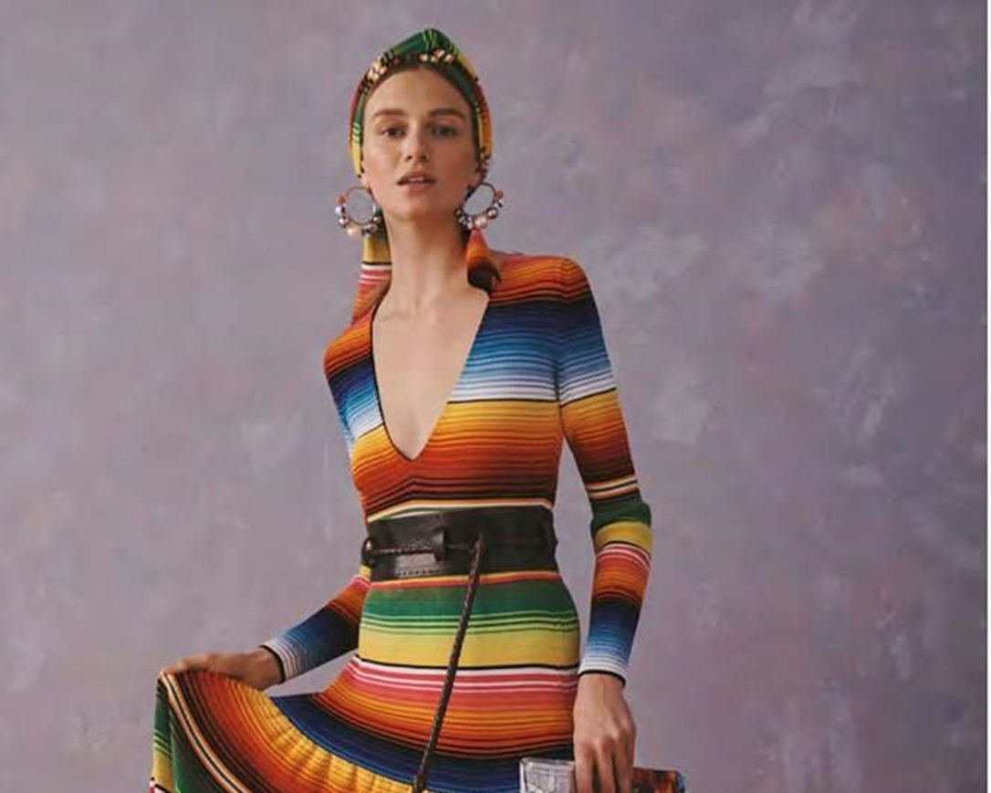 Mexico accuses designer of cultural appropriation