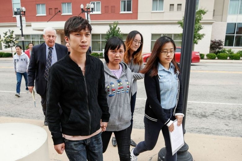 US college student killed Chinese scholar, his lawyer admits at trial