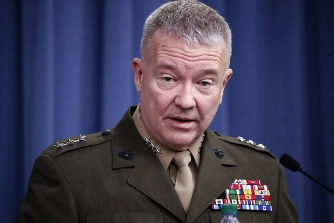 Islamic State in Afghanistan aims to attack US, general says