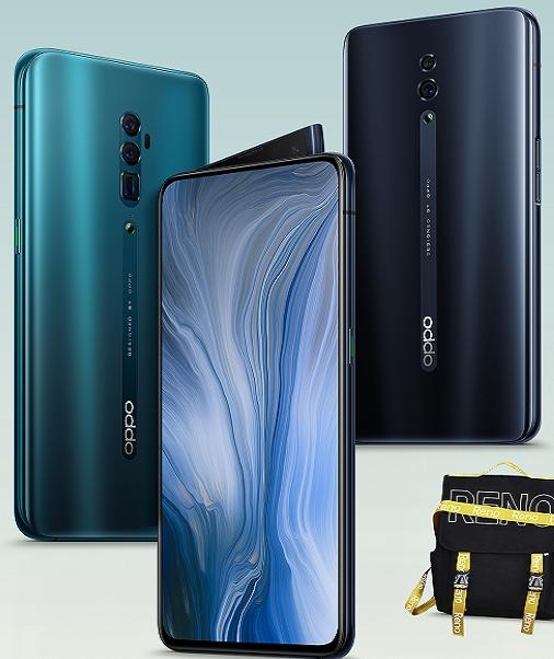 OPPO unveils price for OPPO Reno and OPPO Reno 10x zoom