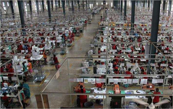 Tk 28.25bn for garment makers
