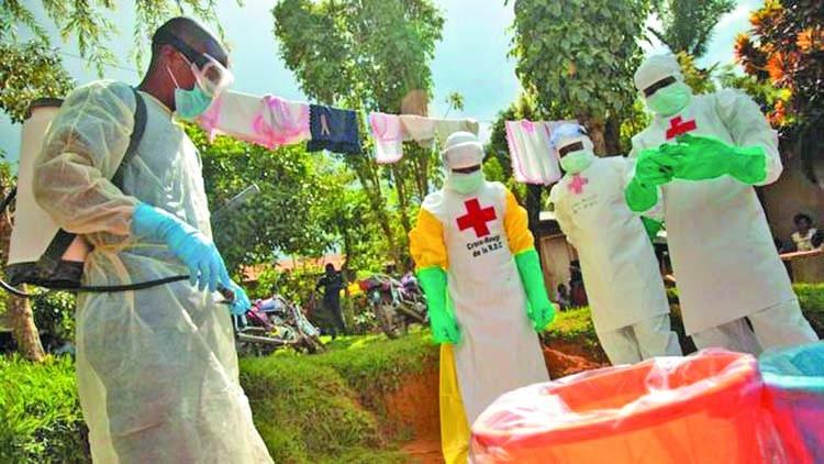 New Ebola outbreak 'truly frightening'