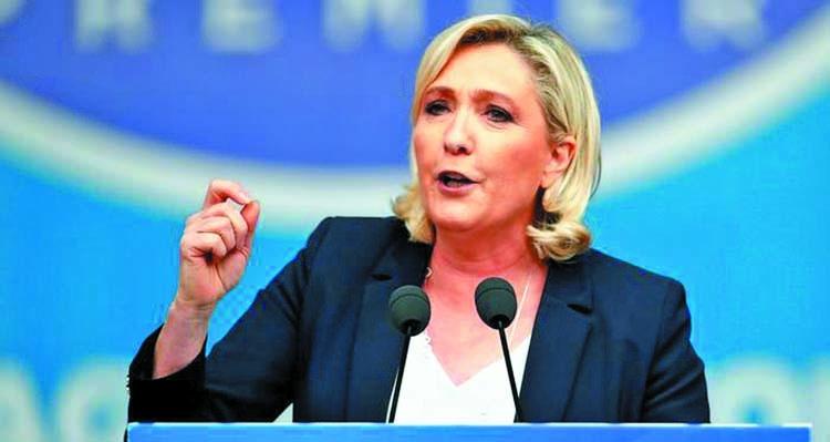 Le Pen unveils new far-right European Parliament group