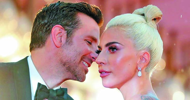 Is Gaga the reason for Cooper's split with Irina?