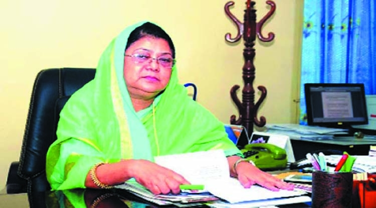 Prof Shirin takes charge of CU VC