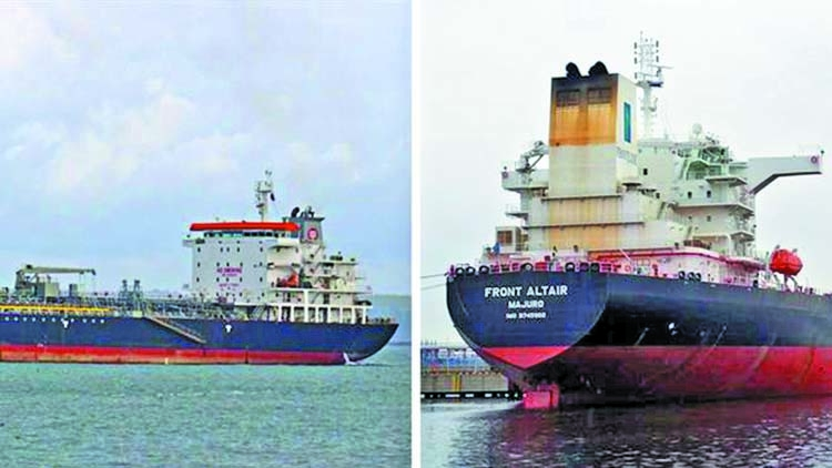 Gulf of Oman tanker blasts crew rescued safely