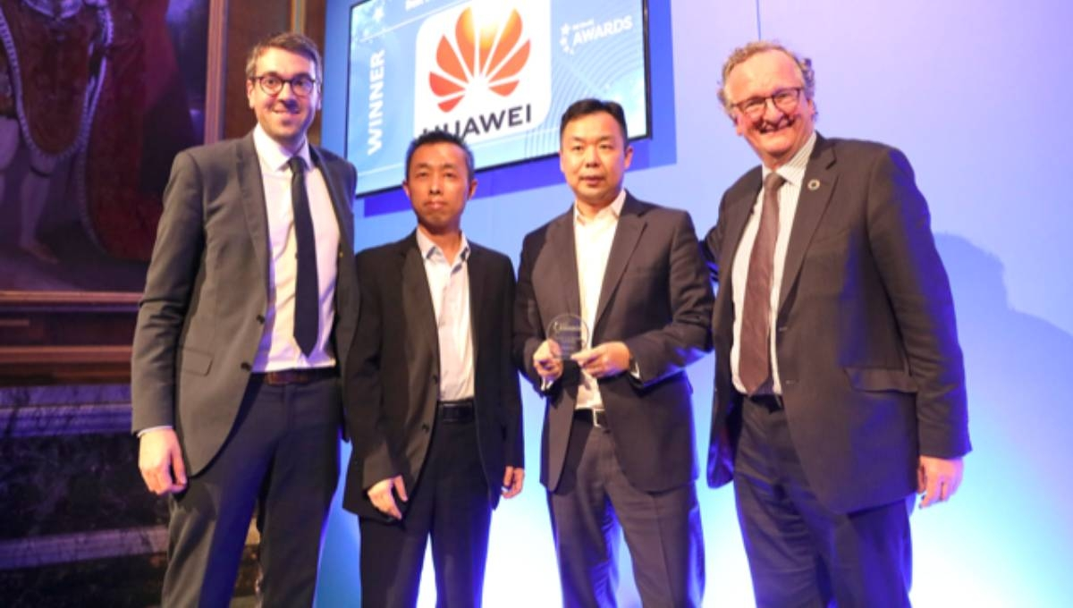 Huawei wins 'Best 5G Core Network Technology' award