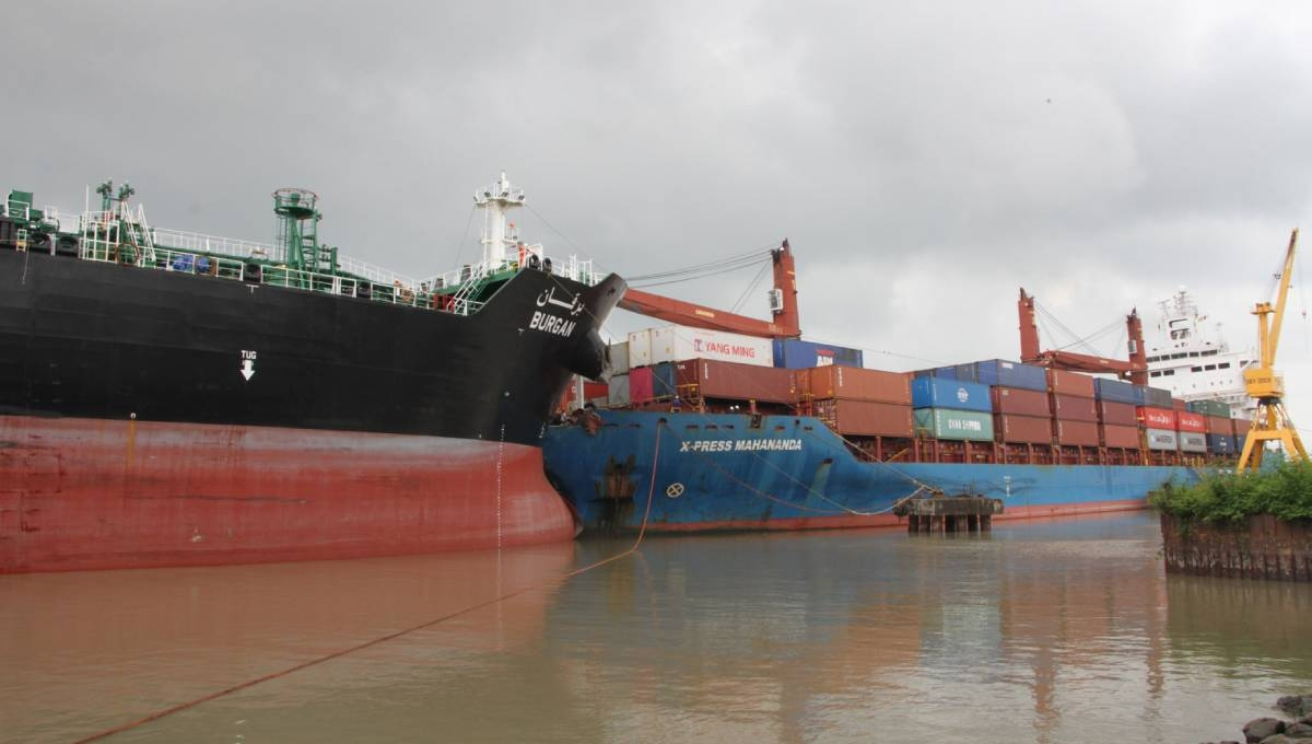 Vessel movement resumes at Chattogram port after 3 hrs