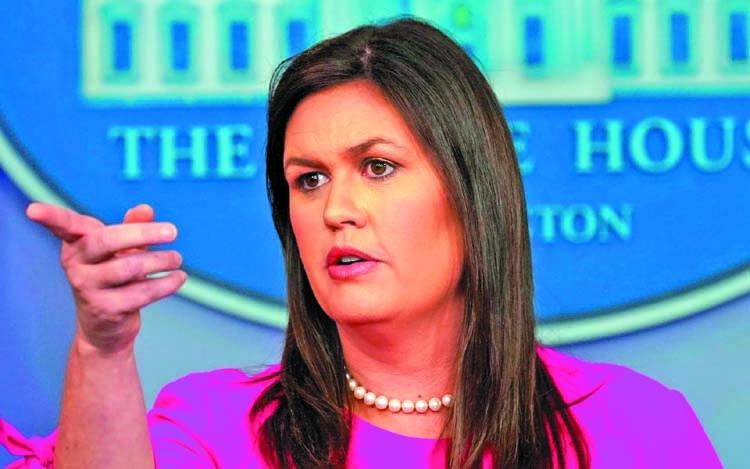 Sarah Sanders leaving White House job, returning to Arkansas