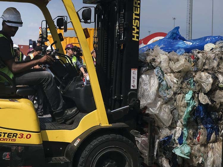 Southeast Asia no longer wants the world's trash