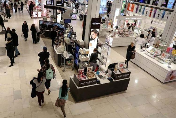 Solid US retail sales offer economy some respite