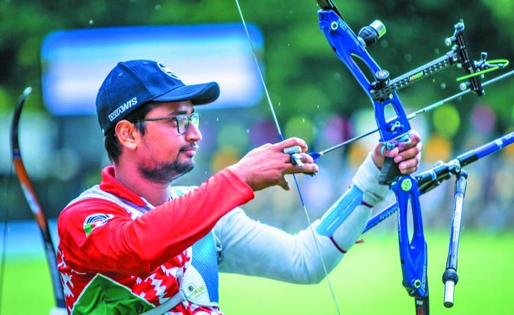 First Bangladeshi archer qualifies for Olympics