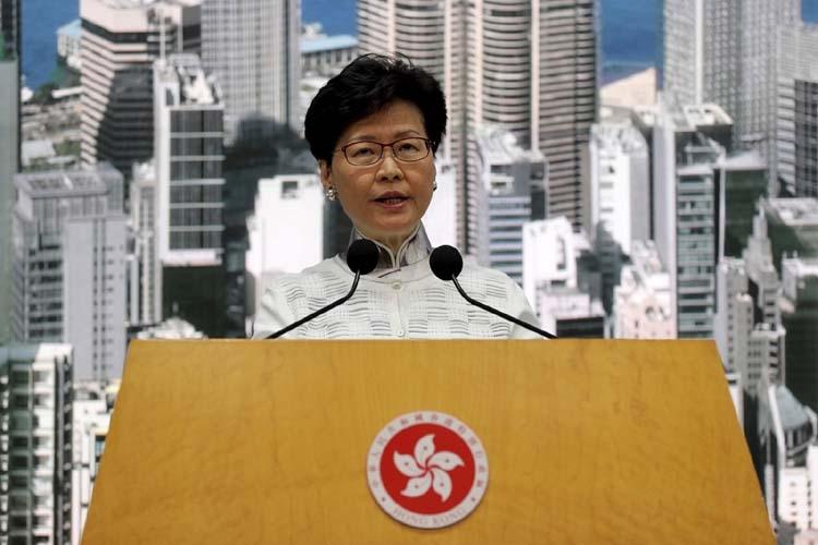 Hong Kong activists say protest still on