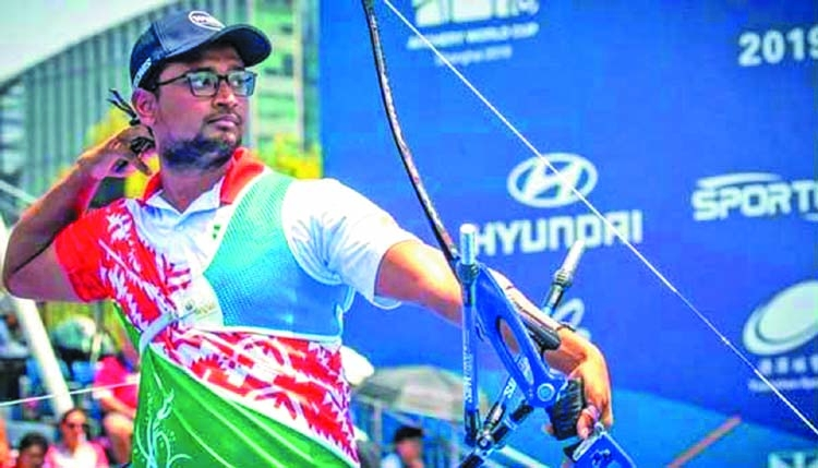 Ruman aims to end BD's medal drought in Olympic