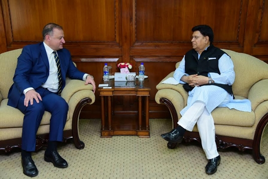 Bangladesh keen to enhance trade ties with Georgia