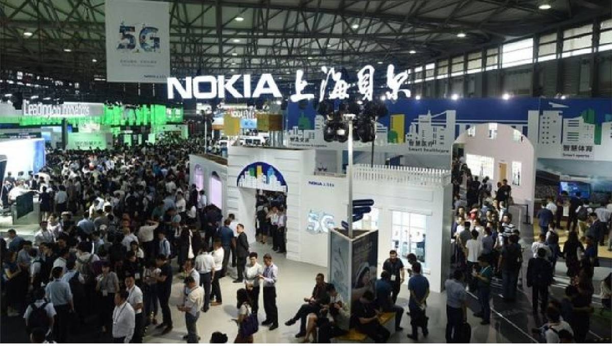Nokia warns UK over using rival Huawei's 5G kit