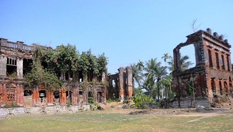 Shyamnagar Zamindar Bari