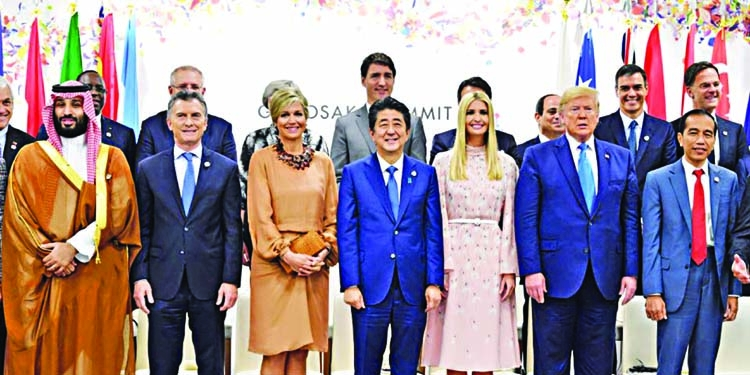 Ivanka urges countries to do more on women's rights