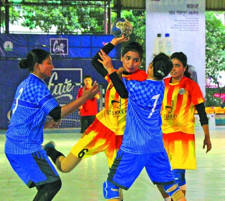 Dilkusha, Jamalpur triumph