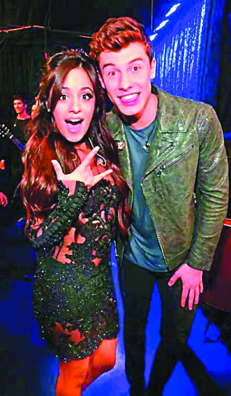 Camila, Shawn's secret affair?