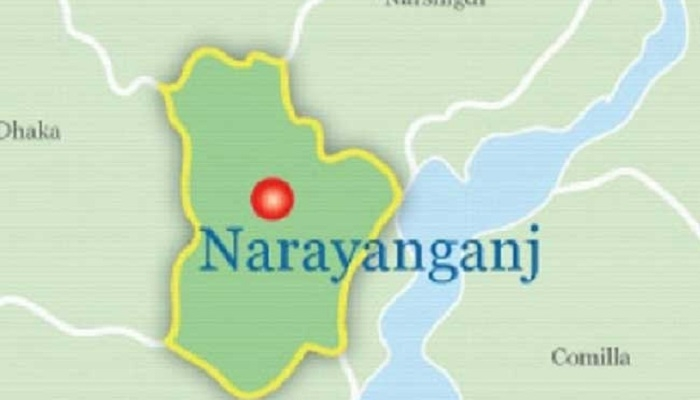 Youth killed in Narayanganj road crash