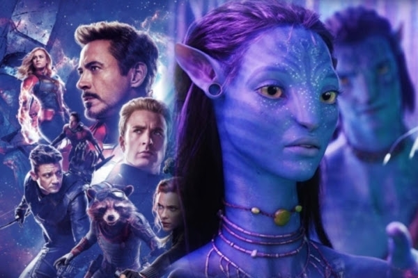 Avengers Endgame now a fraction behind Avatar at global box office