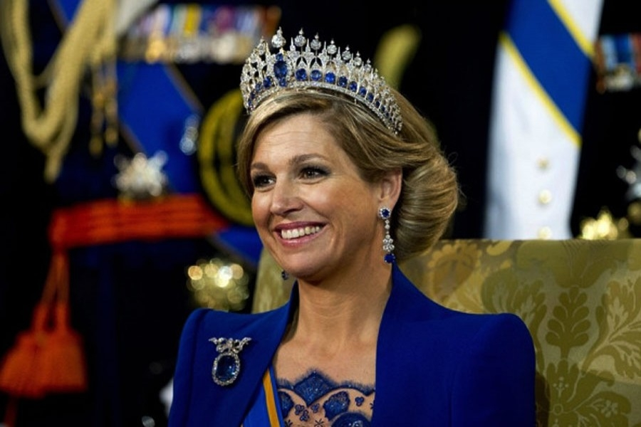 Dutch Queen arrives in city Tuesday