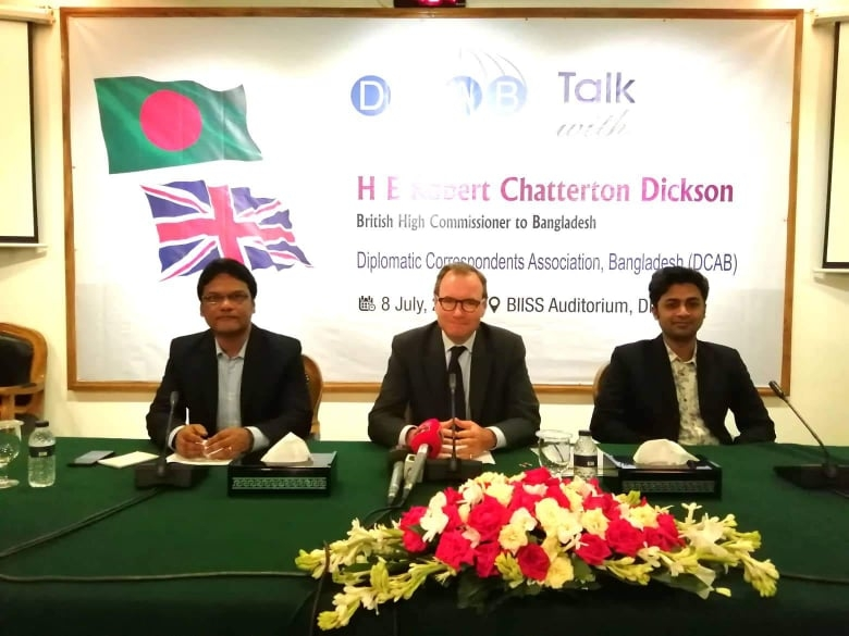 Freedom of expression, media essential qualities of any functioning democracy: UK