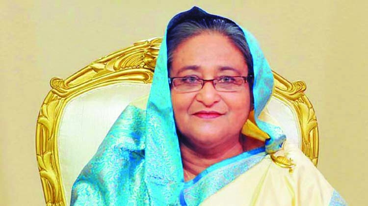 My only job to give people a better life, says PM Sheikh Hasina