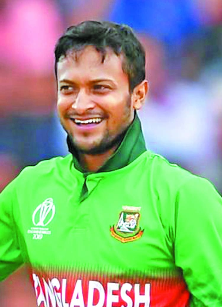 Shakib set to miss Canadian T20 league