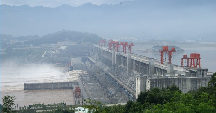 Three Gorges Dam is safe: China officials