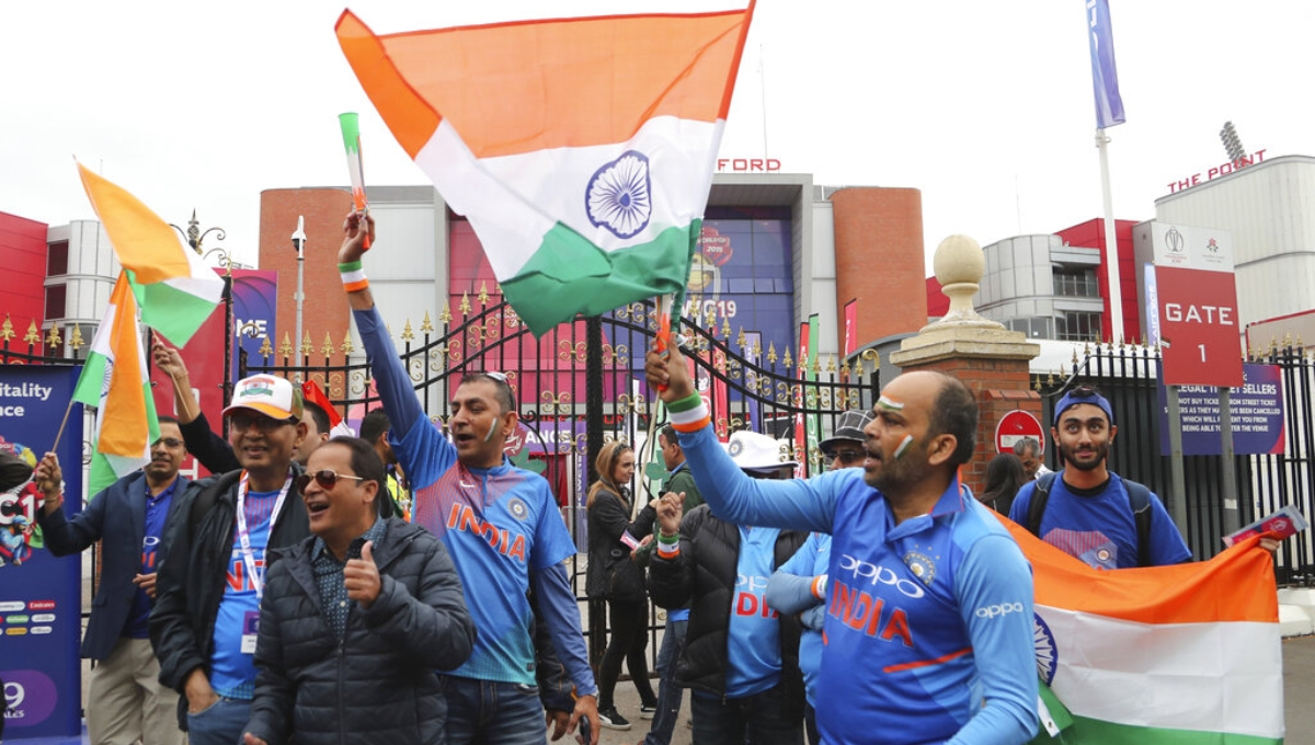1st semifinal: New Zealand bat first against India