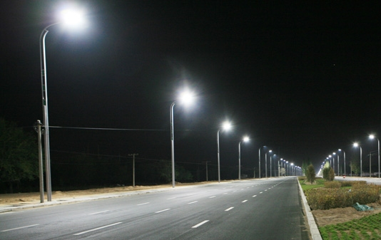 Tk 260 cr approved to convert streets lights to LED in CCC