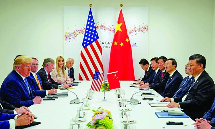 Little change ahead of US-China trade talks