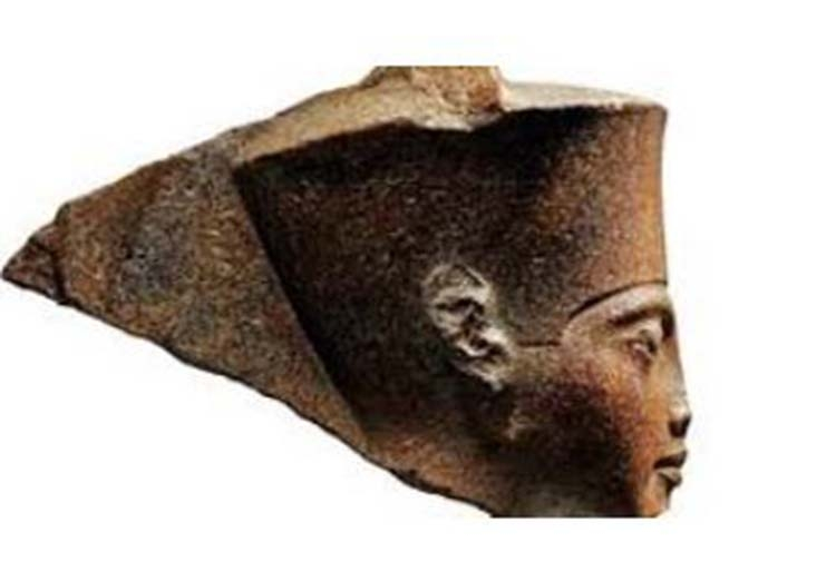 Egypt asks Interpol to trace Tutankhamun mask