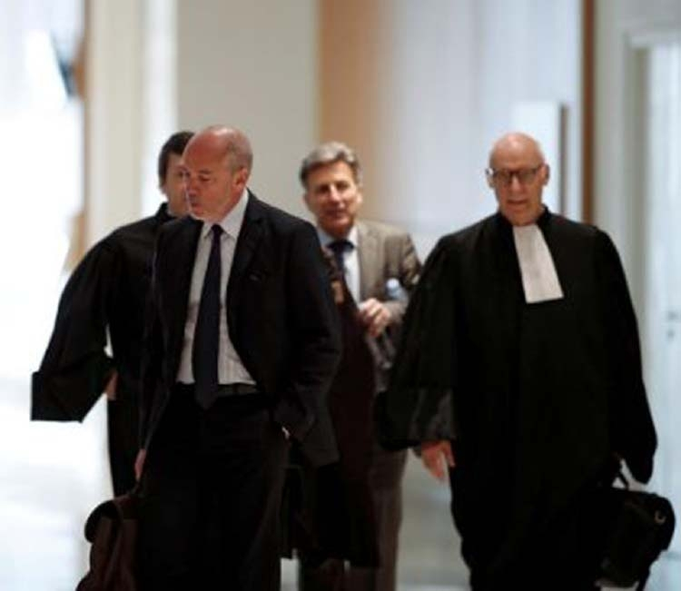 French judges to rule in Orange CEO fraud trial