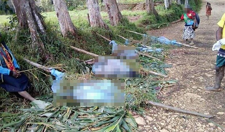 24 killed in Papua New Guinea tribal massacres