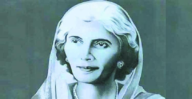 Writing to a long dead Fatima Jinnah