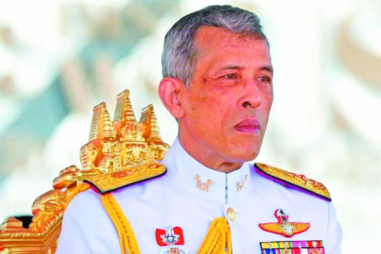 Thai king endorses new cabinet weeks