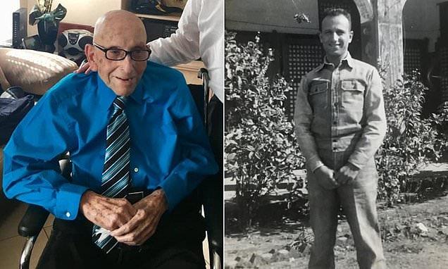 Pearl Harbor survivor dies at age 103 in Florida